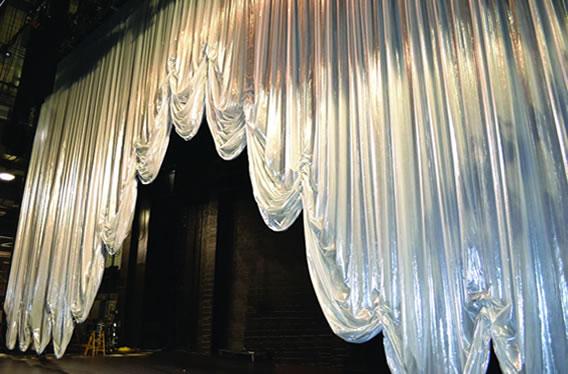 Kabuki Drop Curtain