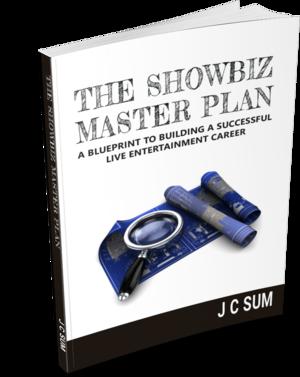 The Showbiz Master Plan Cover